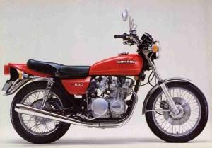 Echappements pour Kawasaki Z 650 ( KZ650BC )  MotoKristen