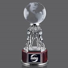 crystalglobe awards