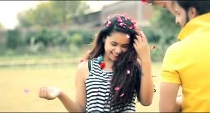 Model_Saurabh_Tandon And Nisha_Mehto Shooting album TERI HAR ADAA at City Forest