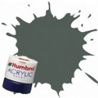 Humbrol 1 Grey Primer Matt - Acrylic Paint 14ml