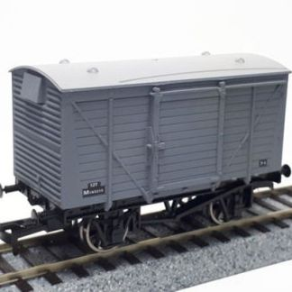 Dapol 4F-011-021 Ventilated Van BR Grey M183315 (OO gauge)
