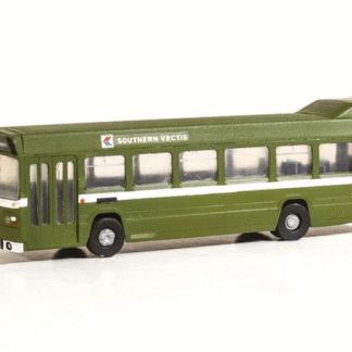 Model Scene 5143 Leyland National Green Vari-kit (OO scale plastic kit)