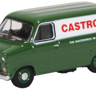 Oxford 76FT1008  Ford Transit Mk1 - Castrol (OO gauge)