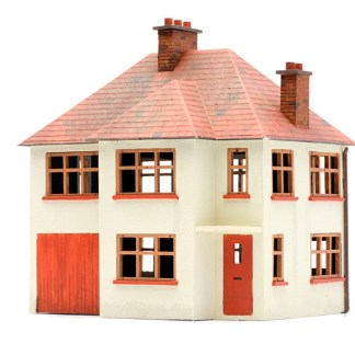 Dapol C027 Detached House (OO scale plastic kit)