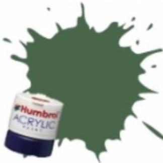 Humbrol 117 US Light Green Matt - Acrylic Paint 14ml