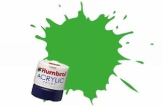 Humbrol 2 Emerald Gloss - Acrylic Paint 14ml