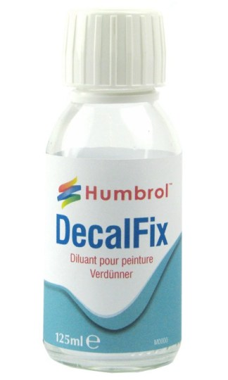 Humbrol DecalFix (125ml bottle)