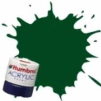 Humbrol RC410 Maunsell Olive Green - Rail Colours Acrylic Paint 14ml