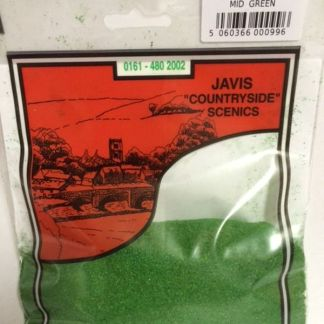 Javis JS15 Medium Green Scatter
