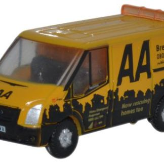 Oxford NFT016 Ford Transit - AA (N gauge)