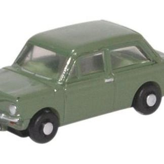 Oxford NHI001 Hillman Imp - Willow Green (N gauge)