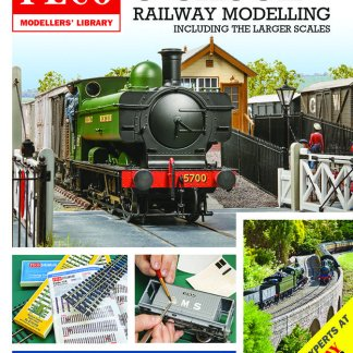 Peco PM-208 Your Guide to O Gauge Railway Modelling (including the larger scales)