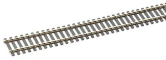 Peco SL-100 Code 100 Wood Sleeper Type Flexible Track (1 Yard - OO gauge) **Collection only **