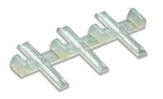 Peco SL-11 Code 100 Insulated Rail Joiners (12)