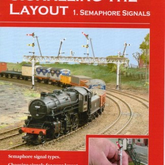 Peco SYH-22 Signalling The Layout - Part 1 Semaphore Signals