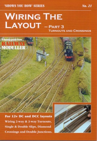 Peco SYH-21 Wiring The Layout - Part 3: Turnouts and Crossings