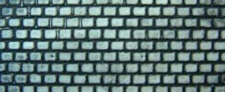 South Eastern Finecast FBS415 OO 4mm Scale Slate Embossed Styrene Sheet