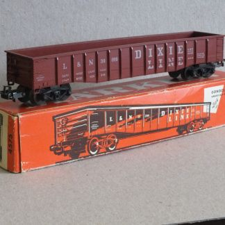 Marklin 4575 Gondola - L&N Dixie Line (Secondhand HO scale)