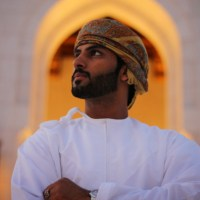 M'nsoor in Dishdasha (Official Clothing of Omani Men)