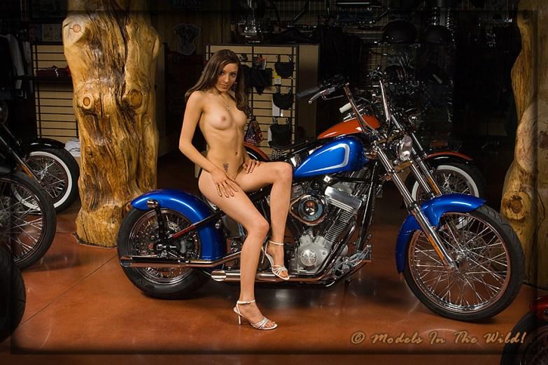 Antima: Naked Motorcycle Shopping