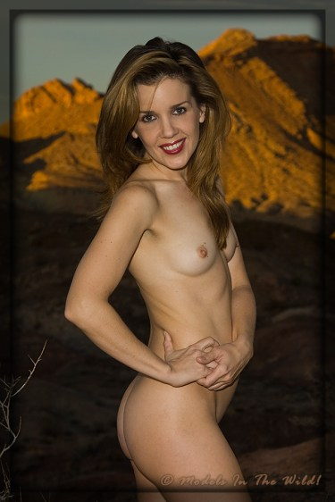 Sarah Jane: Mojave Sunset