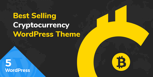 Cryptic – Cryptocurrency WordPress Theme