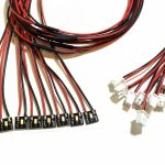 LED Prewired with JST Plug