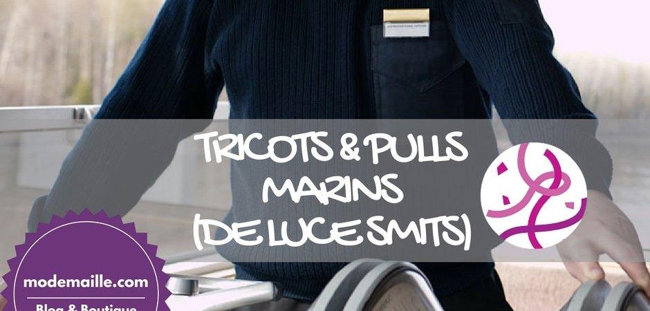Tricots et pulls marins: le dernier livre de Luce Smits