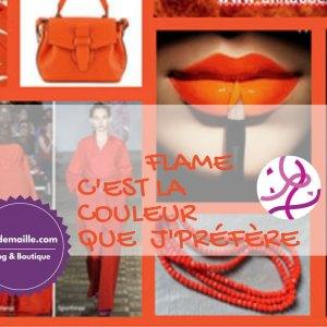 Flame by Anita: c'est la couleur que j'préfère