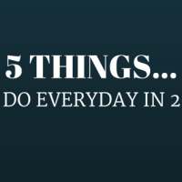 MMPR FOCUS: 5 THINGS TO DO EVERYDAY TO BECOME A BETTER ENTREPRENEUR IN 2015