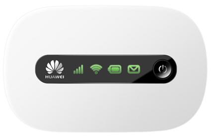 Huawei E5220 WiFi MiFi Router