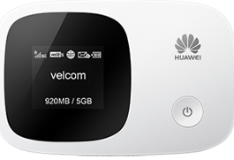 Huawei E5336 3G Mobile WiFi Router