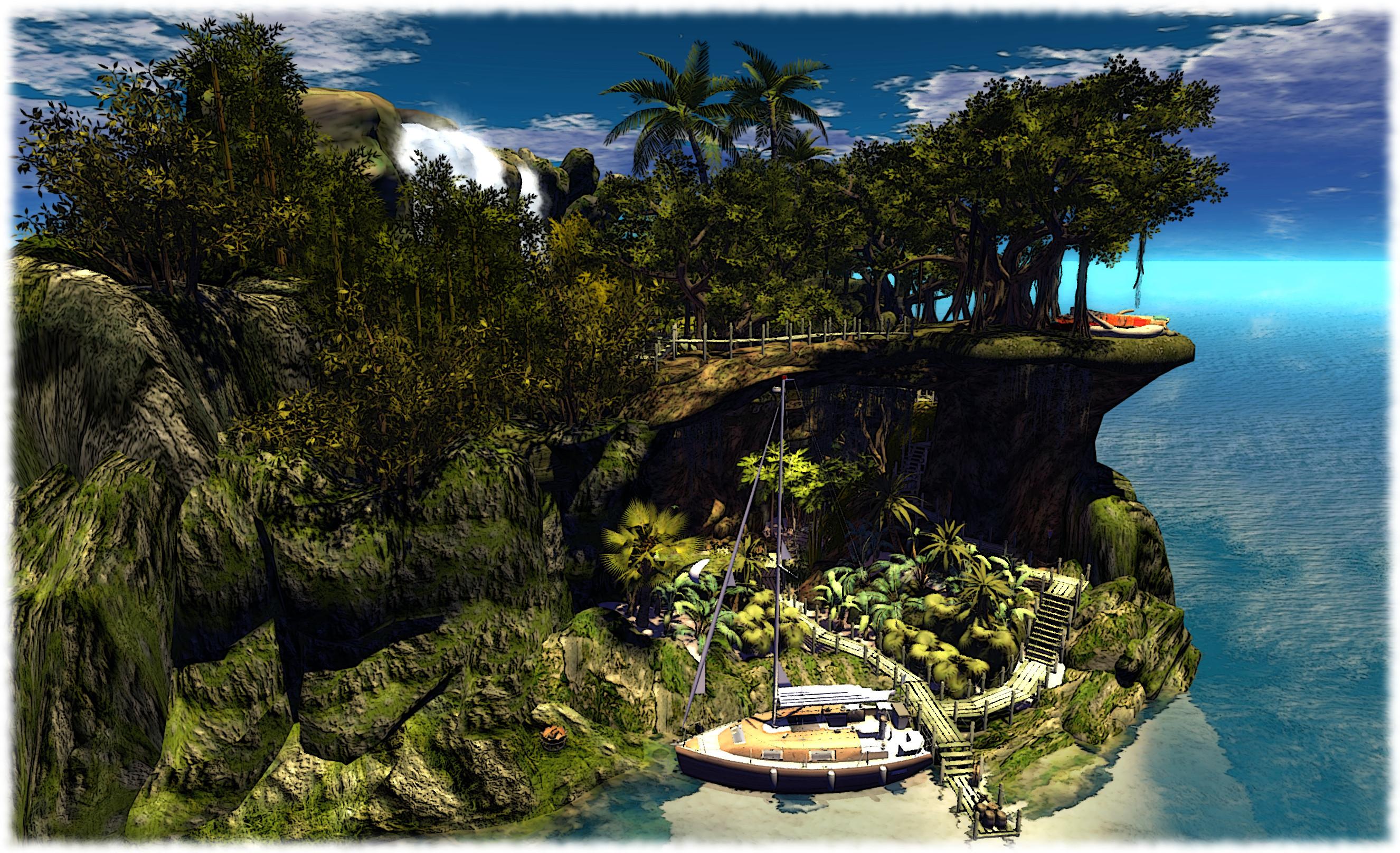 The Compact Beauty Of The Garden Of Eden Inara Pey