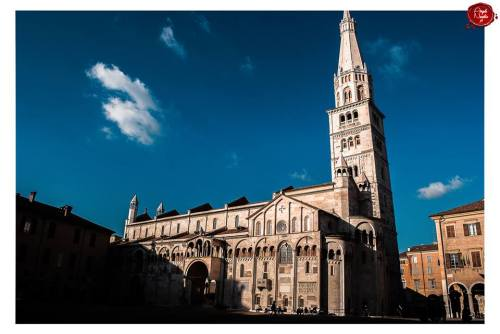 Piazza Grande a Modena - foto Angelo Nacchio