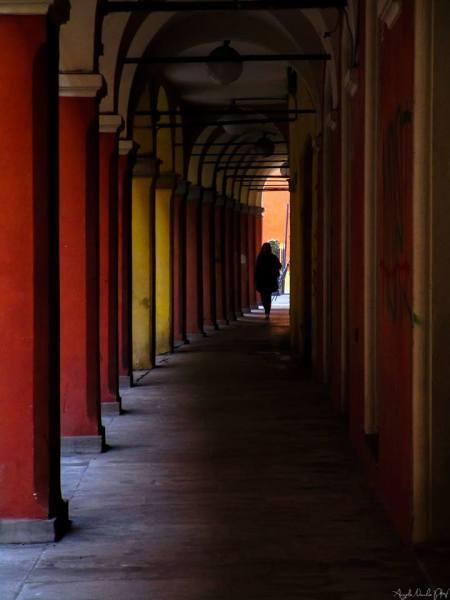 Portico di Via San Cristoforo - Foto Angelo Nacchio - Monumenti