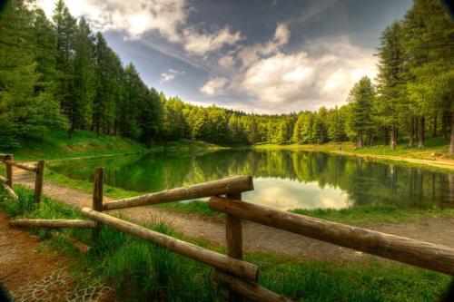 Lago della Ninfa - Laghi