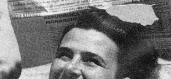 2 Giugno 1946: nasce la Repubblica Italiana. E le donne votano…