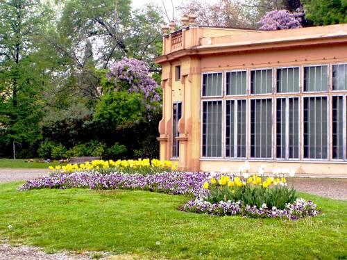 Giardino Ducale Estense di Modena - Parchi