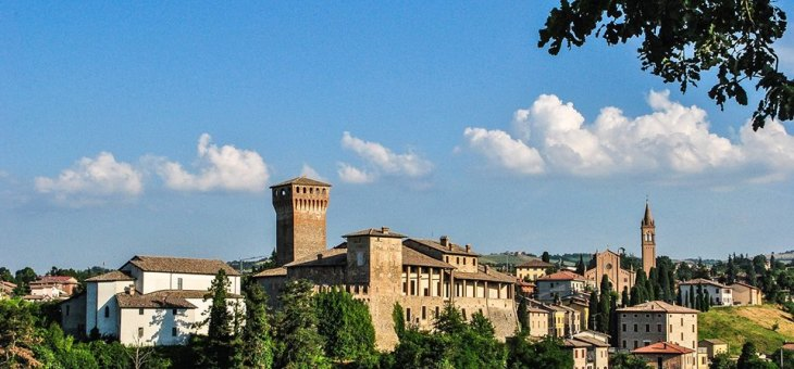 Viaggio alla scoperta dei panorami di Castelvetro di Modena