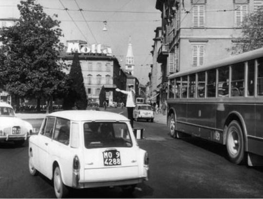Via Emilia - Modena, antica, moderna