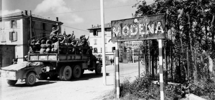 La Liberazione di Modena – 22 Aprile 1945