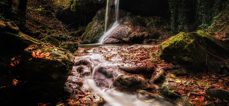 Leggenda delle Cascate del Bucamante | Curiosità nei Dintorni
