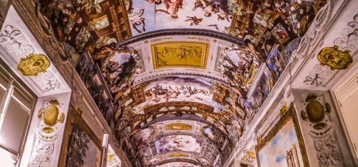 Visite guidate gratuite al Palazzo Ducale di Sassuolo
