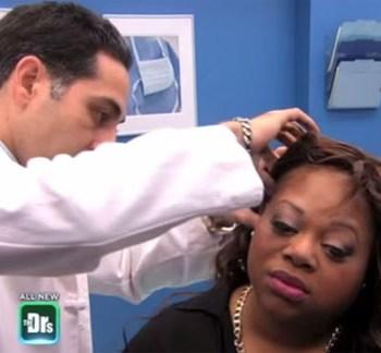 countess vaugn hair loss