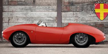 1954 Porsche 356 Italia Spyder
