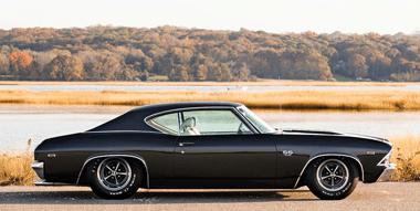 1969 Chevrolet Yunick Chevelle SS396