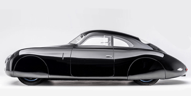 1939 VW Type 60K10 (Porsche Type 64)