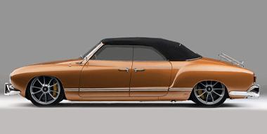 "VW Karmann Ghia ""Phaeton"""