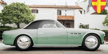 1950 Alfa Romeo 6C 2500