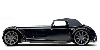 1931 Daimler Double Six 50 Sport Corsica